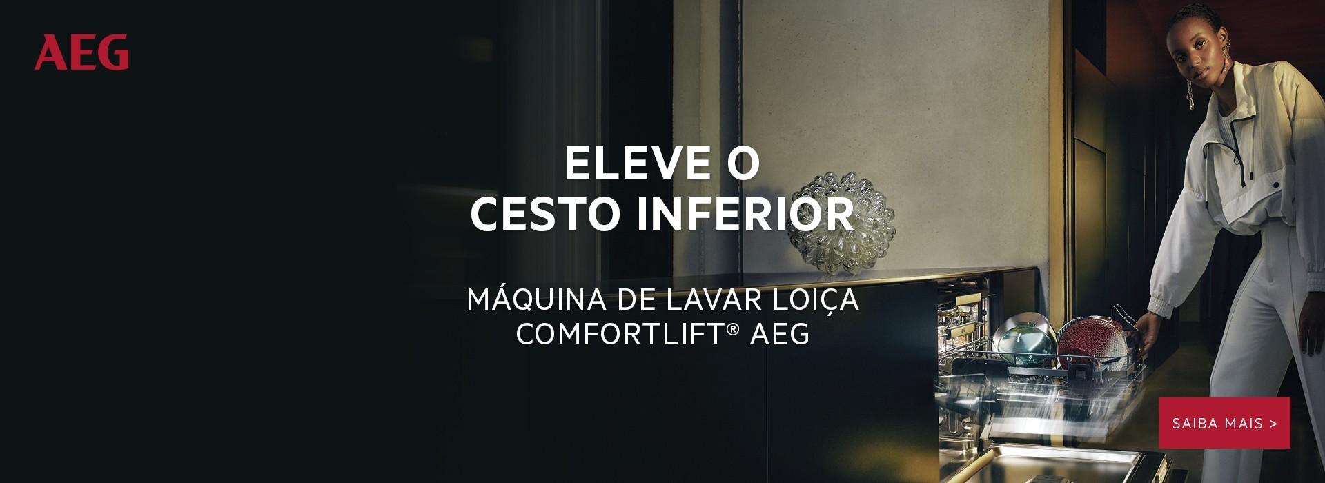 Banner AEG Loiça