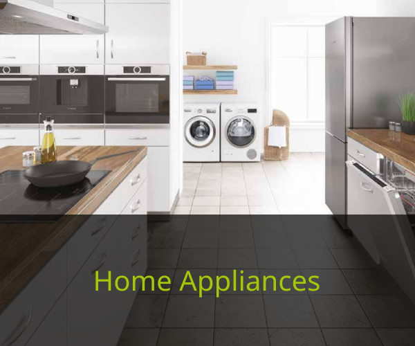 Home Appliances - Dube