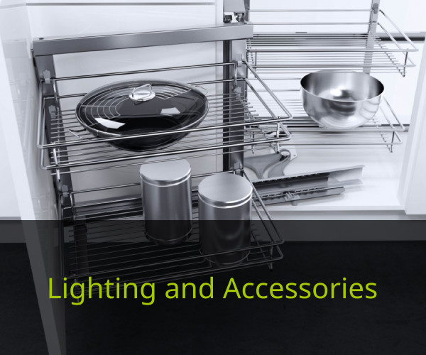 Lighting and Accessories - Dube