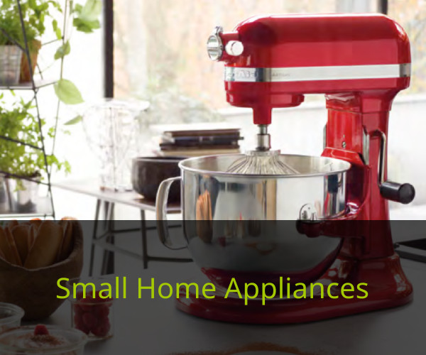Small Home Appliences - Dube